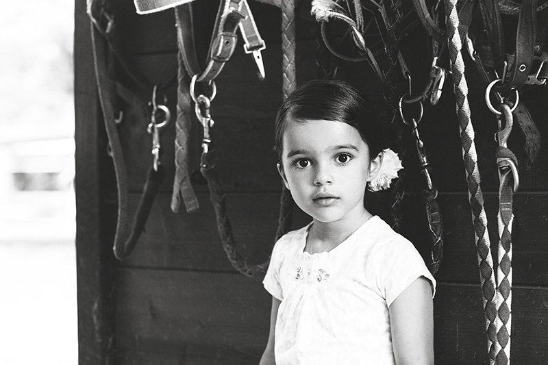 fotografia per bambini torino alba - shooting maneggio
