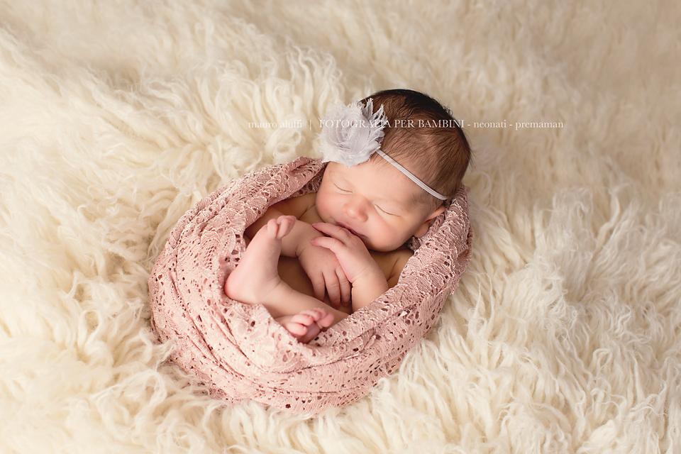 fotografo neonati alba