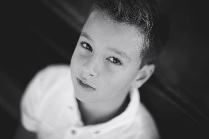 Fotografo per bambini - Davide