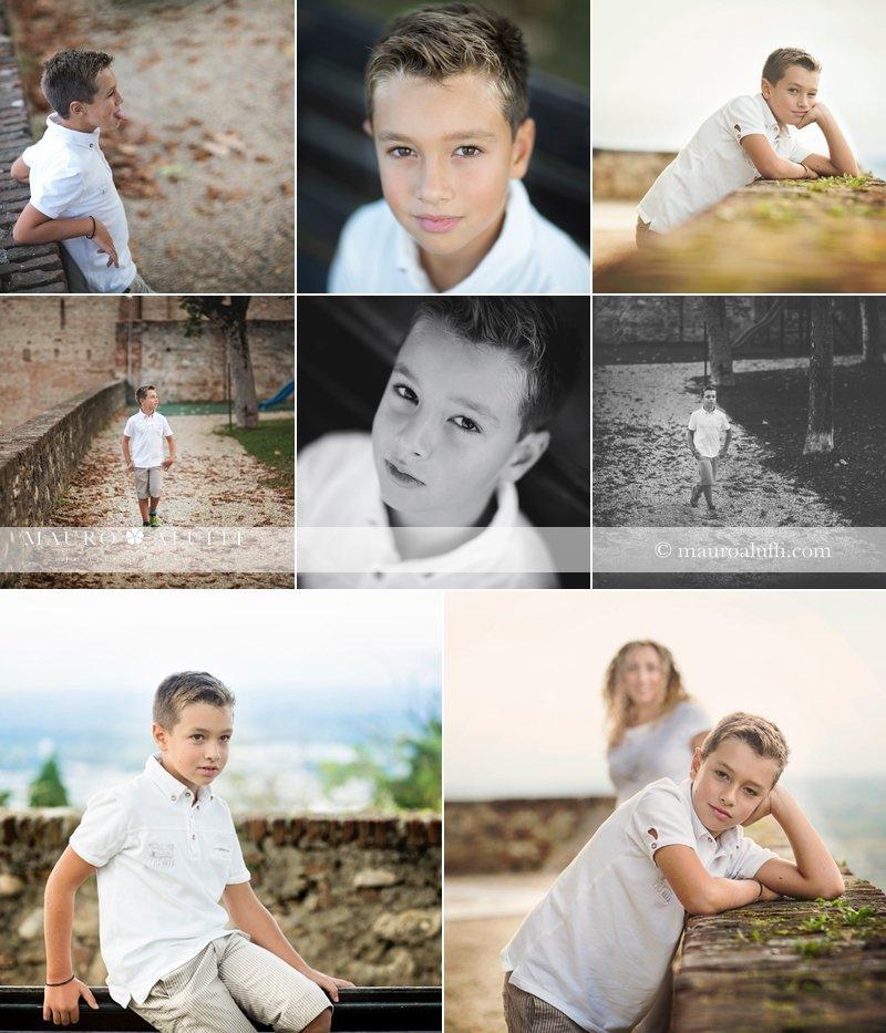 fotografo bambini